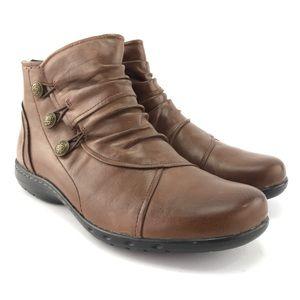Rockport Cobb Hill Women's Penfield Boots Sz 9.5